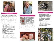 Anchorage Nursing Home Flyer - back