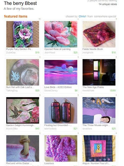 The berry Bbest Treasury
