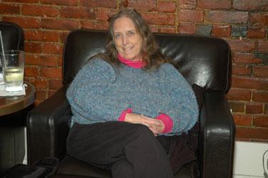 Diane at Metropolis