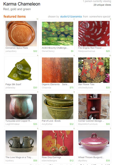 Karma Chameleon Treasury