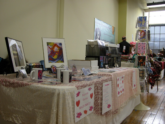 Handmade With Love Fair