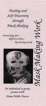 Mask Making Flyer - cover
