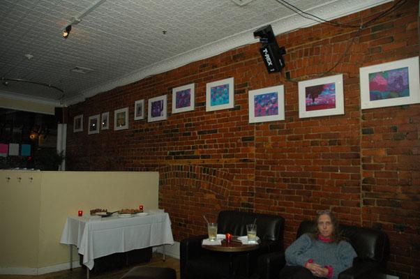 Paintings at Metropolis