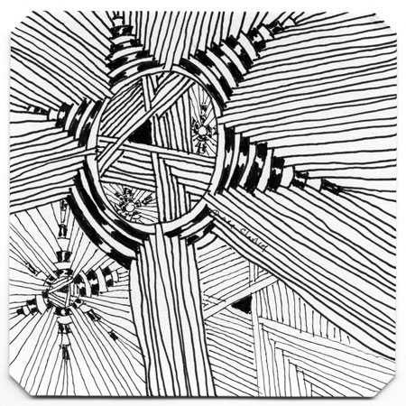 Pattern Mixer Merging Arukus Balloya