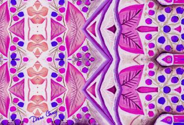 Pink Portico
