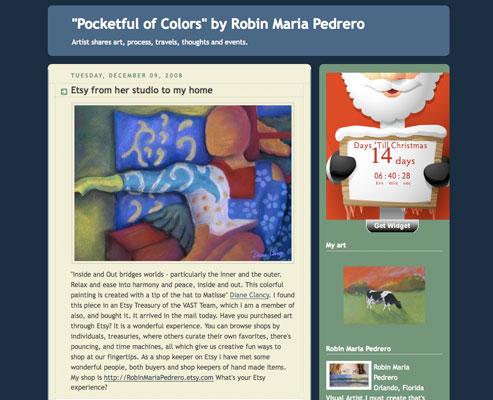 Robin's Blog