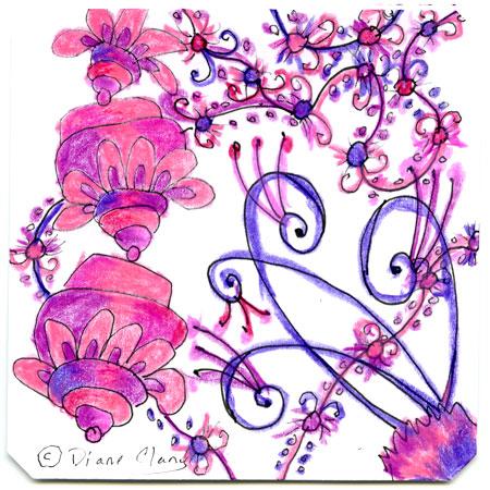 Tangle with H-S-O