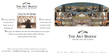 The Art Bridge Folder