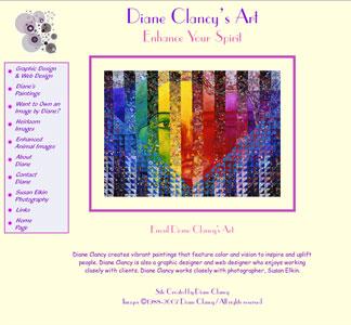 Diane Clancy's Web Site