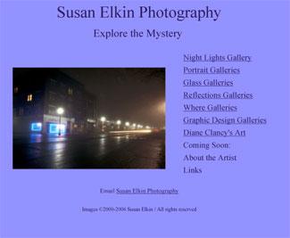 Susan Elkin's Web Site